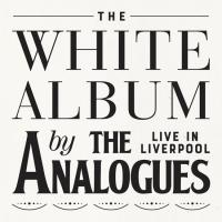 LP - Analogues The White Album - Live In  Liverpool