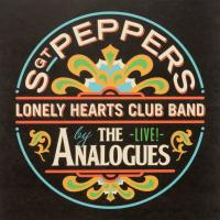 LP - Sgt Peppers Lonely Hearts Club Band - Live! - by: Analogues