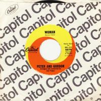 SINGLE - Peter & Gordon Woman