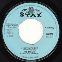 SINGLE - Bar-Kays A hard day's night