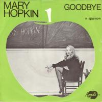 SINGLE - Mary Hopkin Goodbye