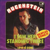 SINGLE - Rugenstein I saw her standing  (BeatlesSong!!)