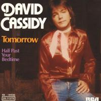 SINGLE - David Cassidy Tomorrow