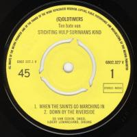 EP - Ed van Eeden When the saints / My bonnie
