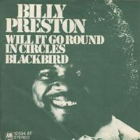 SINGLE - Billy Preston Blackbird