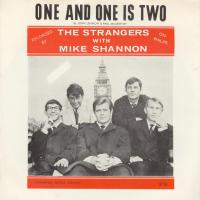 SINGLE - Strangers & M. Shannon One and one is two    (re-issue)