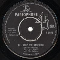 SINGLE - Billy J. Kramer I'll keep you satisfied