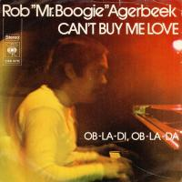 SINGLE - Rob Agerbeek Can't buy me love / Ob la di-Ob la da