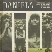 EP - Daniela Things we said today / Hippy hippy shake
