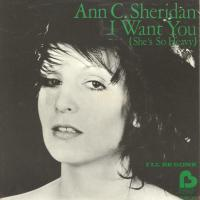 SINGLE - Ann C. Sheridan I want you
