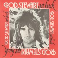 SINGLE - Rod Stewart Get Back