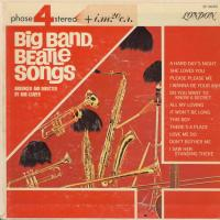 EP - Bob Leaper Big Band, Beatle Songs   (6 track MINI-LP)