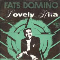 SINGLE - Fats Domino Lovely Rita