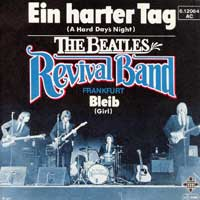 SINGLE - Beatles Revival Band Ein harter tag / Bleib