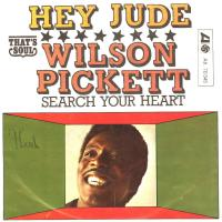SINGLE - Wilson Picket Hey jude