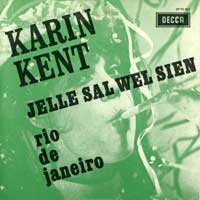 SINGLE - Karin Kent Jelle sal wel sien  (Yellow sub.)