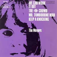 EP - Movers We can work it out  (Live, end 60s)