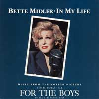 SINGLE - Bette Midler In my life