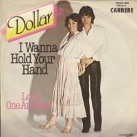 SINGLE - Dollar I wanna hold your hand