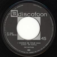 SINGLE - Bottles I wanna be your man / From me to you