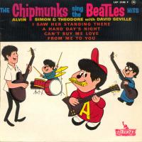 EP - Chipmunks Chipmunks sing the Beatles hits