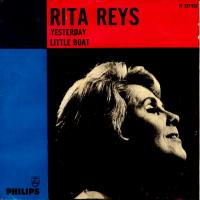 SINGLE - Rita Reys Yesterday