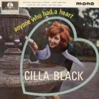 EP - Cilla Black Anyone who had a heart