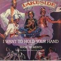 SINGLE - Lakeside I want to hold your hand    (soul)