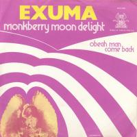 SINGLE - Exuma Monkberry moon delight