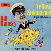 SINGLE - Yellow submarine - by: Bill Ramsey