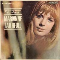 EP - Marianne Faithfull Go away from my world    6tr.mini LP