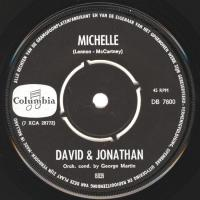SINGLE - Michelle - by: David & Jonathan