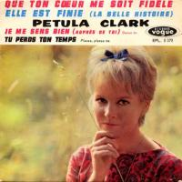 EP - Petula Clark Tu perds ton temps (Please please me)