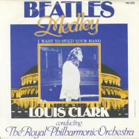SINGLE - Royal Philh. / Lois Clark Beatles Medley / I want to hold your hand