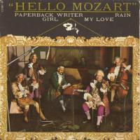 EP - Guy Boyer & Ensemble Hello Mozart