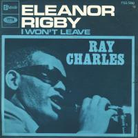 SINGLE - Ray Charles Eleanor Rigby