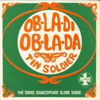 SINGLE - Globe Show / Shakespeare Ob-al-di, Ob-la-da