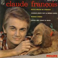 EP - Claude Francois Claude Francois     (sung in french)