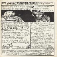 EP - Jimi Lalumia & Psychotic Frogs Typically Tasteless