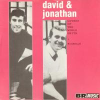 SINGLE - David & Jonathan Lovers of the world unite / Michelle   RE