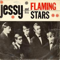EP - Jessy & Flaming Stars No reply /  Eight days a week