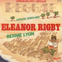SINGLE - Bernie Lyon Eleanor Rigby