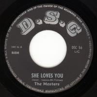 SINGLE - The Masters She loves you