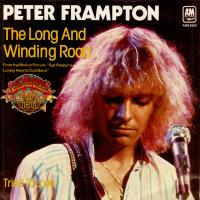 SINGLE - Peter Frampton The long and winding road   (promo)