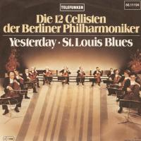 SINGLE - 12 Cellisten der Berliner Philharmoniker Yesterday    (promo)
