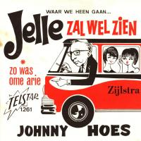 SINGLE - Johnny Hoes Jelle zal wel zien (Yellow Submarine)