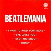 EP - Various Artists Beatlemania