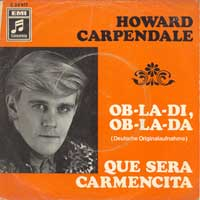SINGLE - Howard Carpendale Ob-la-di, Ob-la-da