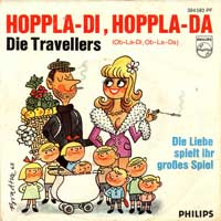 SINGLE - Travellers Hoppla-di, Hoppla-da