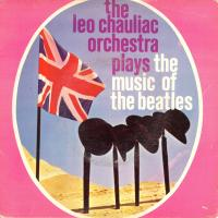 EP - Leo Chauliac Orchestra Plays the music of the Beatles